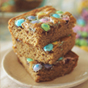 Flourless Peanut Butter Cookie M&M Protein Bars