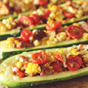 Summer Stuffed Zucchini Boats