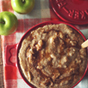 Crockpot Apple Pie Protein Oatmeal