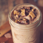 Reese's Peanut Butter Cup Protein Shake